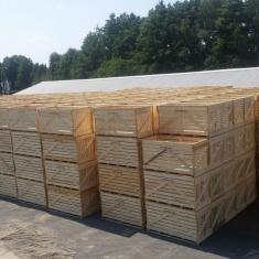 Drewniane Duże Skrzynie Typu Z