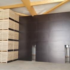 Drewniane konstrukcje do wentylacji wymuszonej