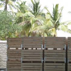 Holzbehälter für Früchte von Interagra