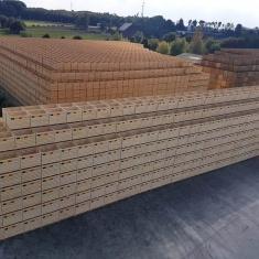 Holzkisten solide Konstruktionen