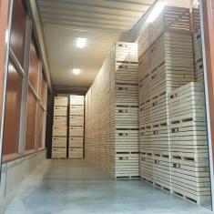 Potato Boxes For Storage