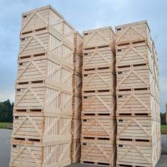 Potato boxes type z