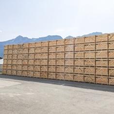 Skrzyniopalety do przechowalni ziemniaków