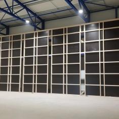airabag ventilation wall -pressure wall