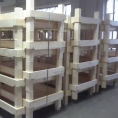autres caisses en bois