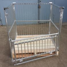 boîte en métal pour le stockage