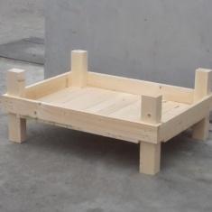 caisses en bois conçues pour les entrepôts frigorifiques et les entrepôts standard