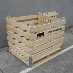 caisses en bois pour chou