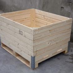 skrzyniopalety na jabłka producent