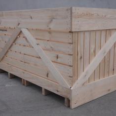 wooden bins type z