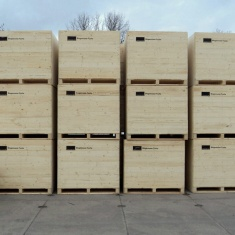 wooden crates for onion